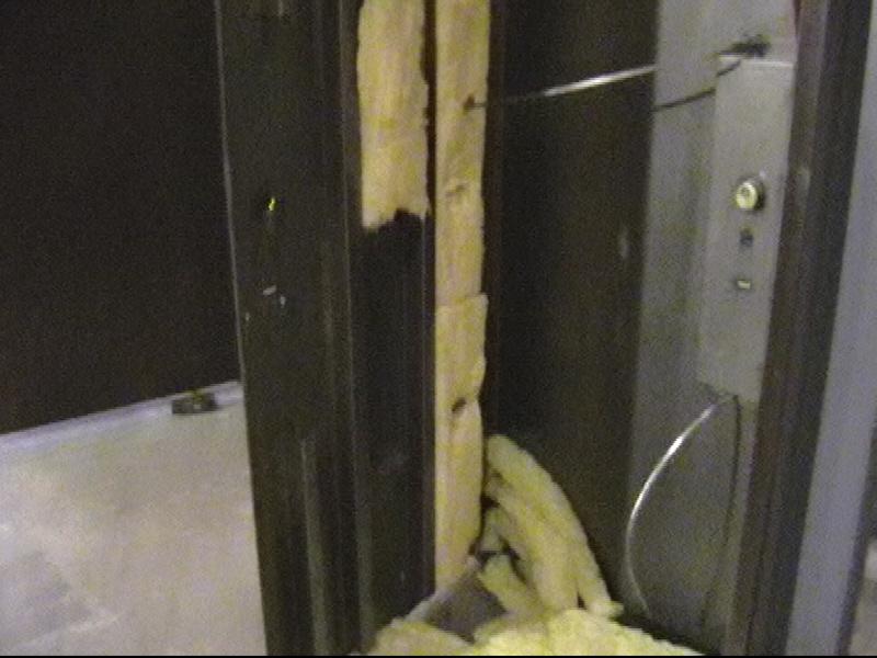 дверь металлическая 2 тип взлома