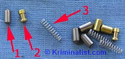 Особенности взлома цилиндровых замков методом извлечения штифтовых пар