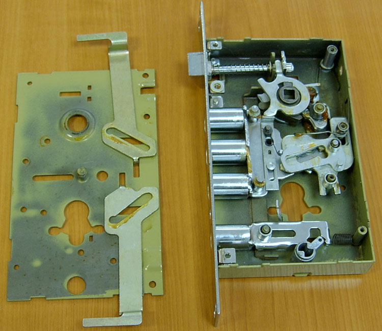 Замки Master Lock Инструкция - фото 2